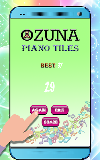 Ozuna Piano Game 1.0 screenshots 4
