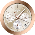 style Collection Watch Face icon