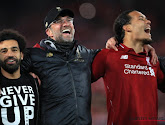 Jürgen Klopp et James Milner avant Genk-Liverpool