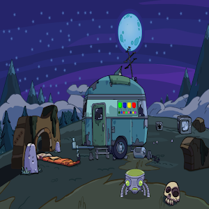 Alien Robot Escape for PC and MAC