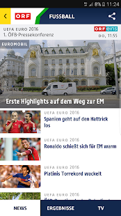 ORF.at Sport- screenshot thumbnail