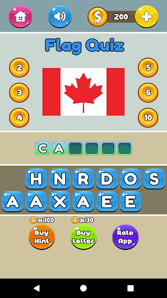 Fun Quizzes - Flag Quiz