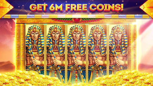 Pharaohs of Egypt Slots u2122 Free Casino Slot Machine 1.45.4 screenshots {n} 1