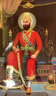Guru Gobind Singh Ji Wallpaper screenshot