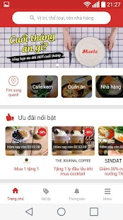 Meete - Food & Drink deal - náhled