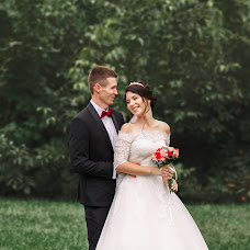 Wedding photographer Anastasiya Shirokova (nastya1103). Photo of 23.09.2018