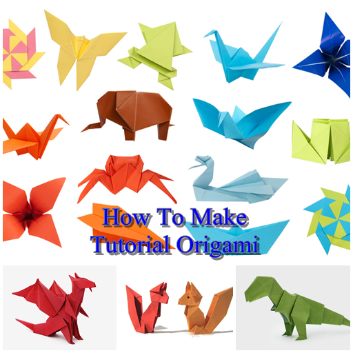 How To Make Tutorial Origami (app)