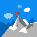 Altimeter (offline true altitude above sea level) icon