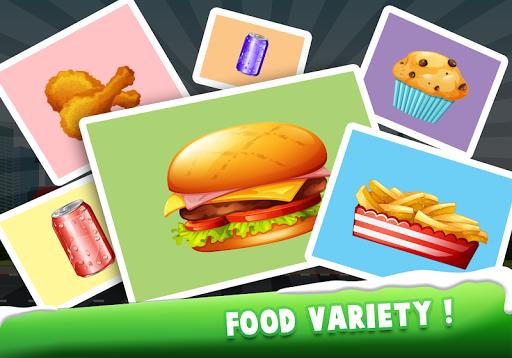 Code Triche City of foods: Cooking game 2020 APK MOD (Astuce) screenshots 5