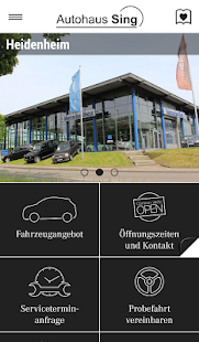 Autohaus Sing - náhled