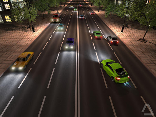 Road Racer: Revolution game (apk) free download for Android/PC/Windows screenshot