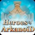 Heroes of Arkanoid (HoA) icon