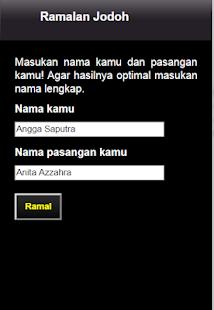 Ramalan jodoh dan kecocokan apps on google play screenshot image reheart Image collections