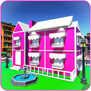 Doll House Design & Decorate: Girl House Builder