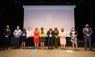Los VIII Premios Nacimiento, en imágenes