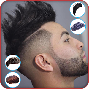 Men Hairstyle Set My Face 2017 Android Apps On Google Play