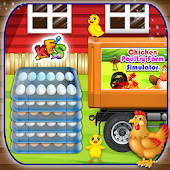 Chicken Poultry Farm