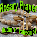 Holy Rosary Prayer   Audio + Transcript icon