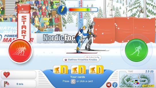 Biathlon Mania 10.9 Android APK Mod 1