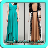 Long Dress Design Ideas