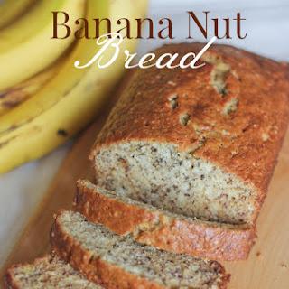 Banana Nut Bread #Recipe.