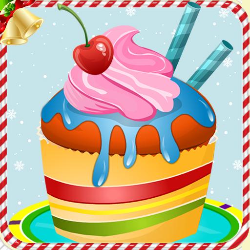 クリスマスケーキ - 料理ゲーム 休閒 App LOGO-硬是要APP