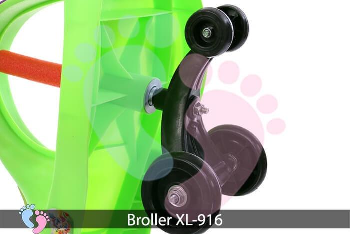xe lắc trẻ em Broller XL-916 10