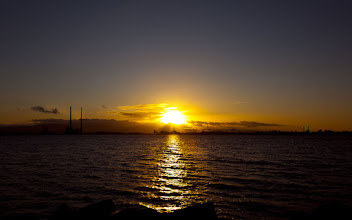 Photo: First shot out of Lightroom 4, Yes it's one more shot from poolbeg!!!    Sack - Tag