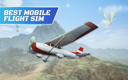 Aeroplane Simulator Flight 1.0 gameplay | by HackJr.Pw 2