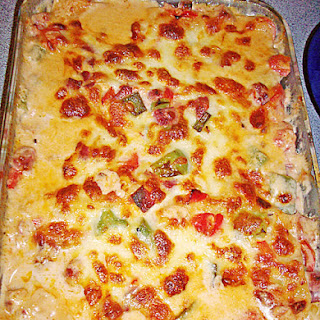 Paprika - Salami - Lasagne