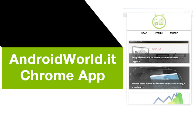 AndroidWorld.it App