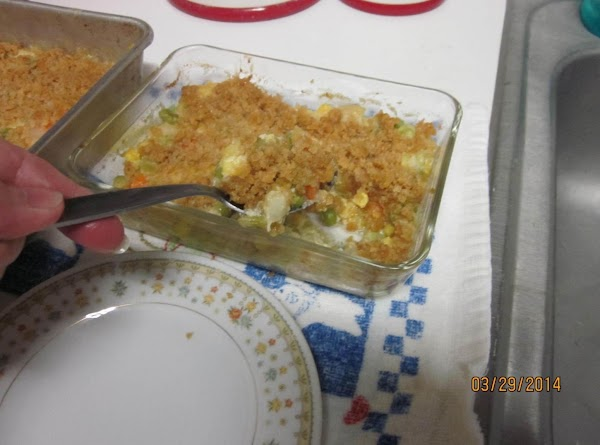 One (1) Good Vegetable Casserole Recipe