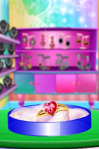 android Hochzeit-Shop Schmuck Spiele Screenshot 4