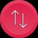 Internet Speed Meter Pro - 4G Speed Test icon