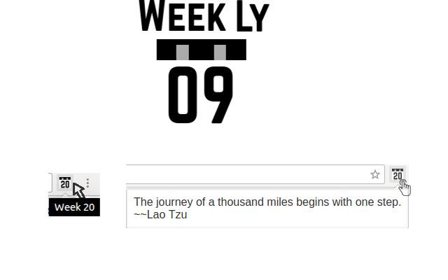Week Ly - Week Number