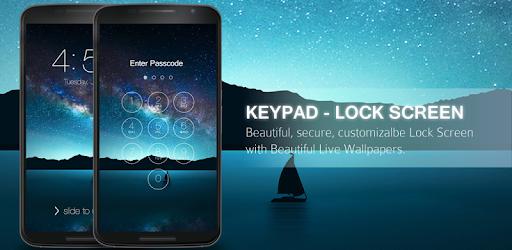 Keypad Lock Screen Apps On Google Play