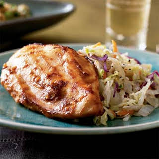 Asian Chicken and Cabbage.