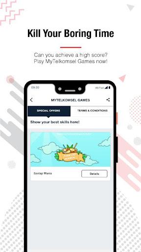 MyTelkomsel screenshot 1