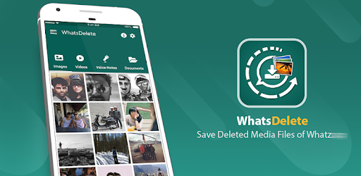 WhatsDelete: View deleted messages & status saver. for PC