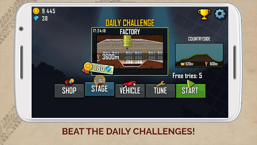 Hill Climb Racing 1.39.3 screenshots 5