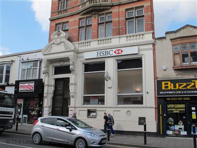 Hsbc Birmingham Address