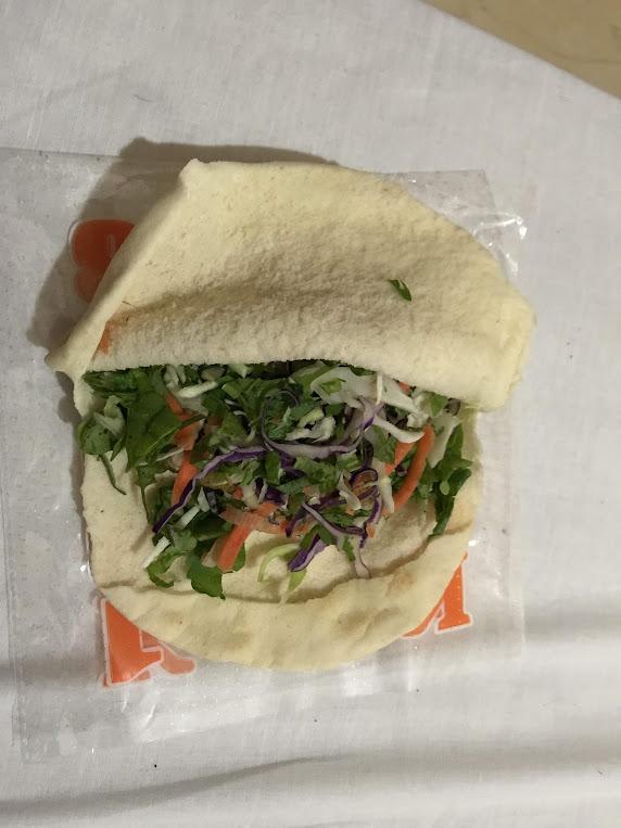 फलाफेल सँडविच १