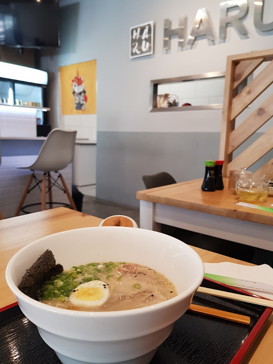 Cape Towns Raving About Harus Insanely Good Ramen Bowls