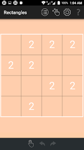 Rect: A Geeky Puzzle Game - náhled