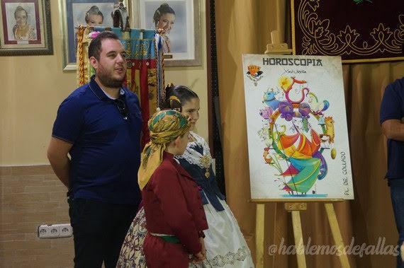Bocetos Falla Plaza del Dr. Collado 2020