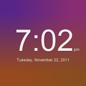 Smooth Clock Free