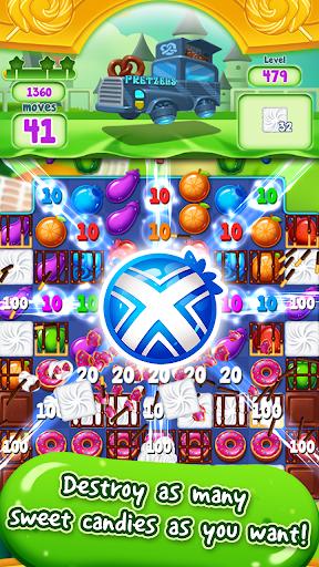 Food Burst: An Exciting Puzzle Game apktram screenshots 9