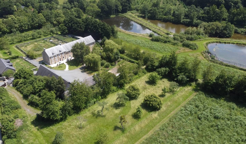 Propriété avec jardin Villers-Bocage