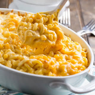 Super Creamy Mac and Cheese.