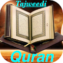 Holy Quran Colour Coded with Tajweed Rules Urdu/En icon